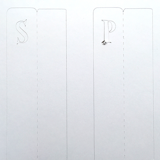 The initial bookmark project needs some fine tuning
