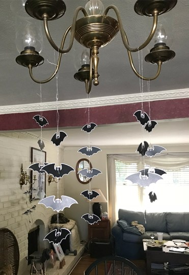 batty chandelier | suzerspace.com