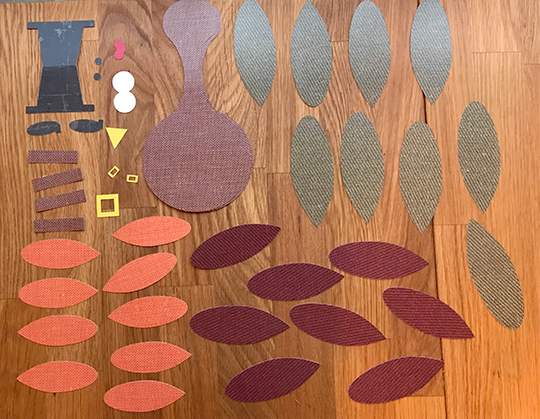Turkey door decoration cut out files