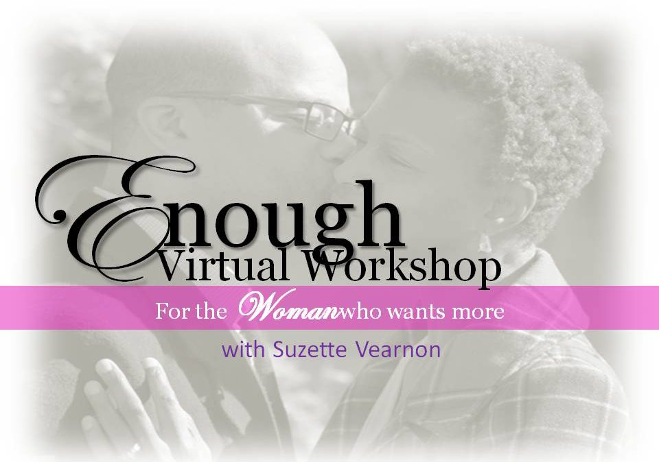 ENOUGH virtual workshop