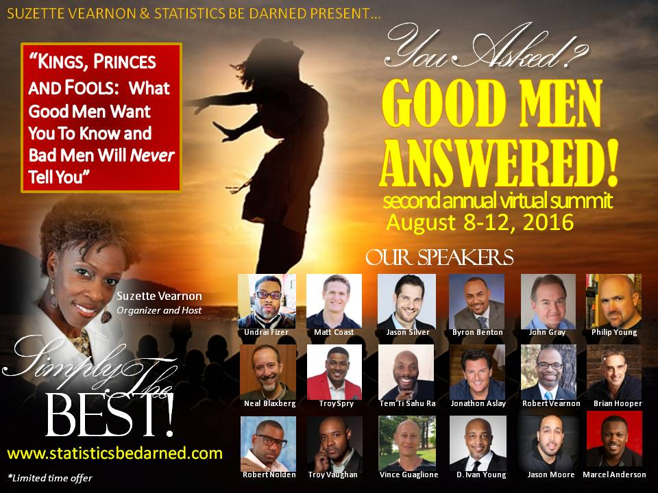 You Asked? Good Men Answered! Virtual Summit