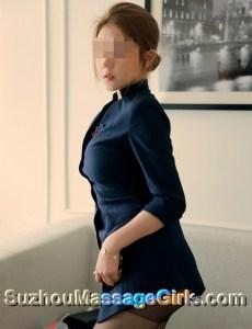 Suzhou Escort Model - Gretchen