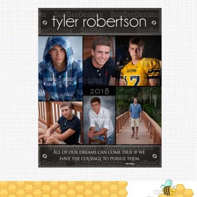 Tyler Robertson - Grey