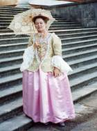 Caraco jacket 1760
