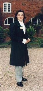 Wedding Suit, 1830