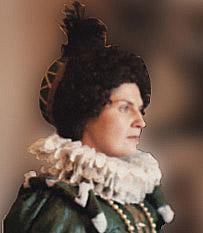 Elizabethan Ruff, 1588