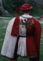 15th Century Houppelande