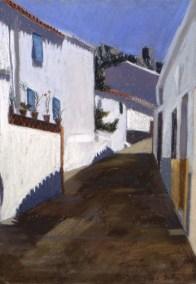 Gaucin Street scene