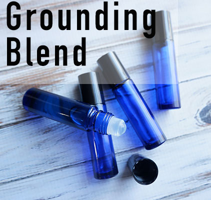 This grounding blend helps promote feelings of stability and inner strength, feeling grounded and self-contained and feeling connected to our bodies.