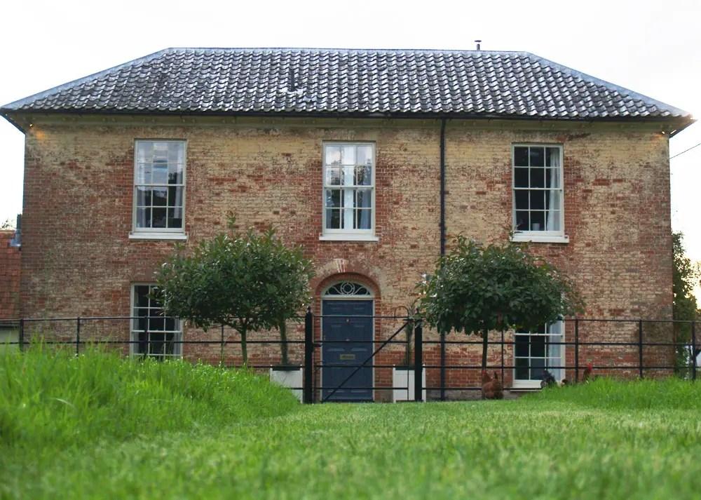 Chase Farm House