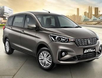 Harga Mobil Suzuki All New Ertiga Bandung