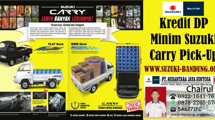 suzuki carry pick-up futura bandung