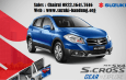 Kredit Mobil Suzuki New Sx4 S-Cross Bandung