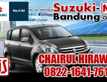 Cashback dan Diskon Suzuki Ertiga Diesel Hybrid