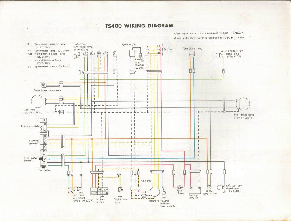 chopper wiring diagram how to draw system architecture suzuki-classic.de