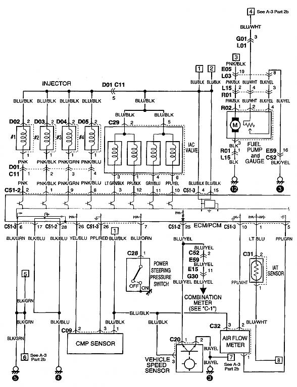 1993 chevy 1500 fuel pump wiring diagram