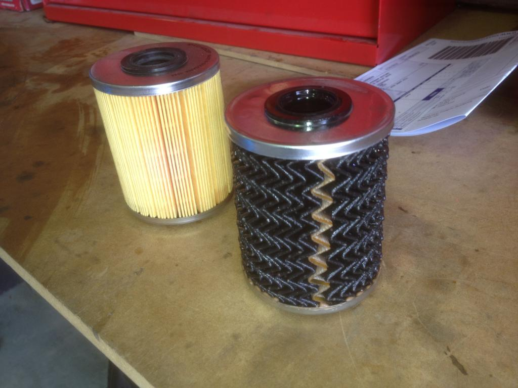 hight resolution of how often are you changing the fuel filter