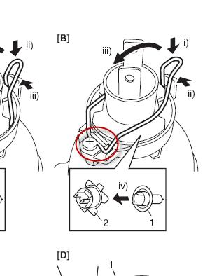 Honda Headlight Bulb Turn Signal Bulbs Wiring Diagram ~ Odicis