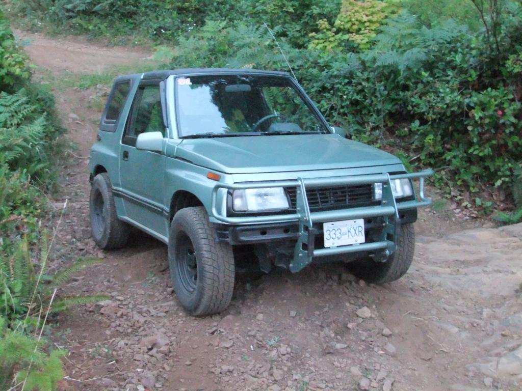 hight resolution of removing bumper covers 1996 tracker 2 dr 062 jpg