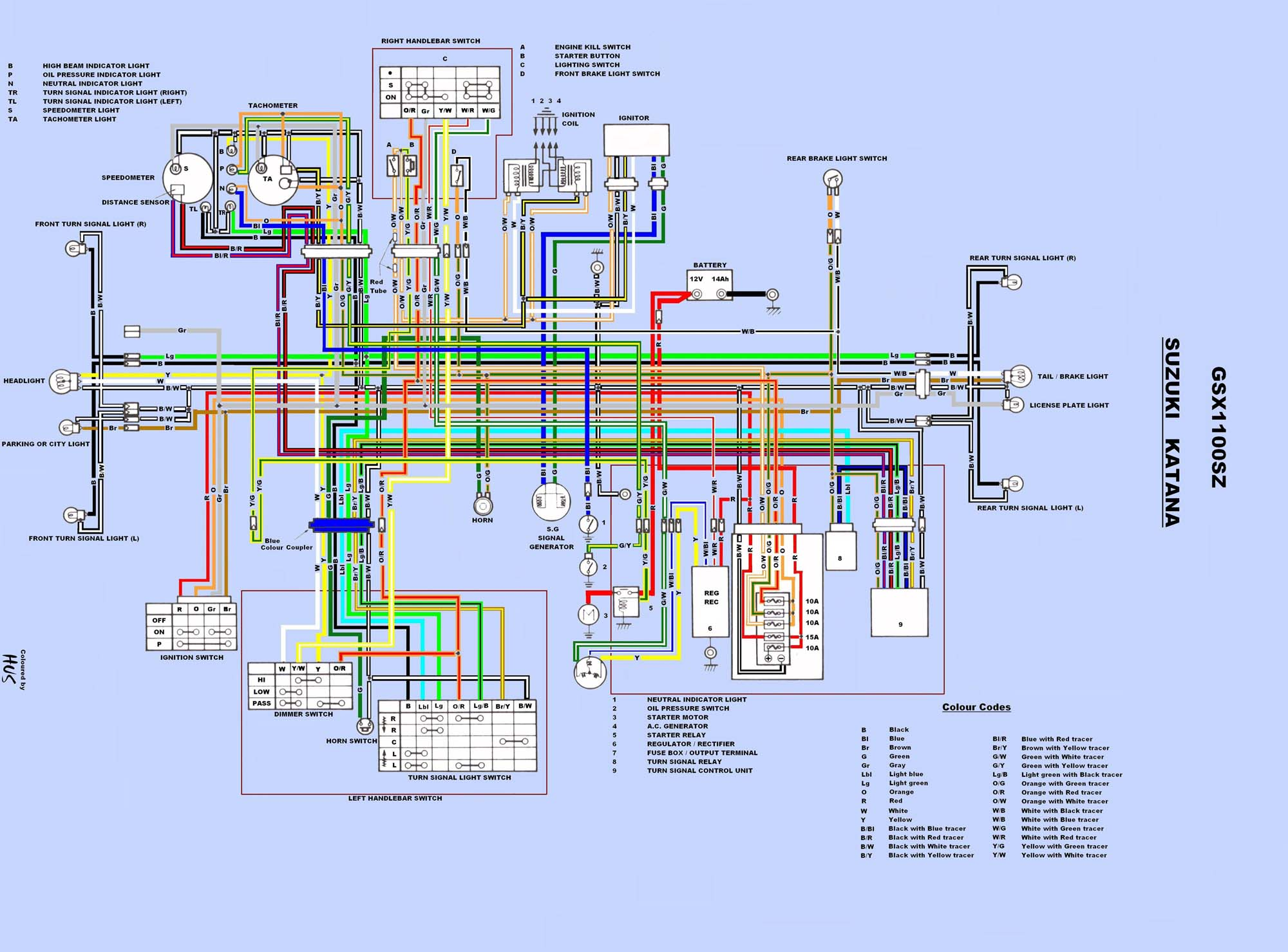 hight resolution of katana wiring suzuki katana 750 wiring harness katana wiring diagram