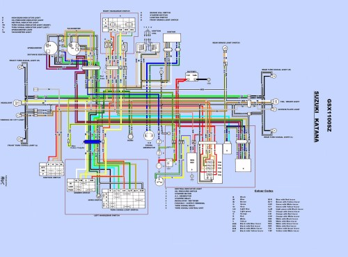 small resolution of katana wiring suzuki katana 750 wiring harness katana wiring diagram