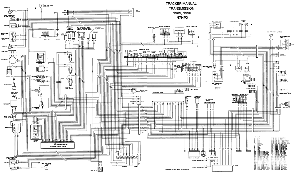 medium resolution of 1994 suzuki samurai transmission diagram wiring schematic box 1989 suzuki swift gti air conditioner wiring diagram