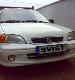 2001 suzuki swift iv g13bb [ 1600 x 1200 Pixel ]