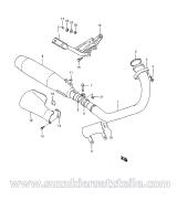 Kupplungszug für Suzuki LS 650 Savage LS650, Typ NP41B Bj