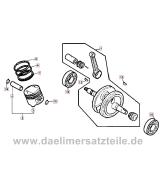Daelim VL125 Daystar FI euro3 2007-12 Ersatzteile