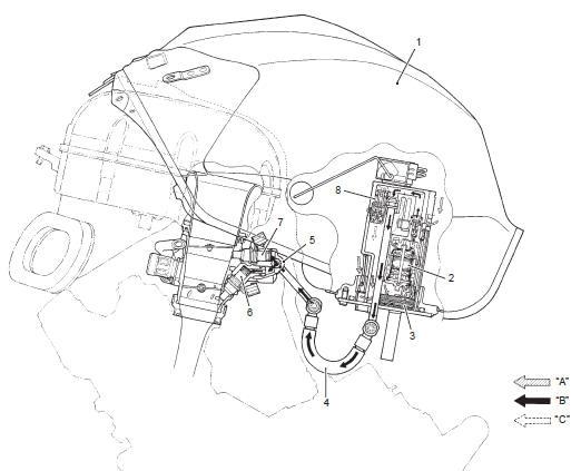 Suzuki GSX-R 1000 Service Manual: General description