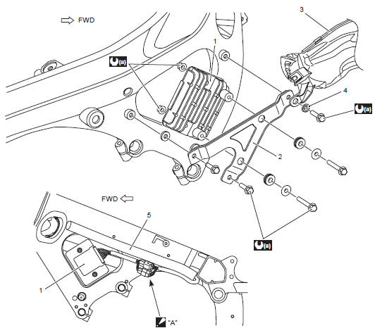 Suzuki GSX-R 1000 Service Manual: Regulator / rectifier