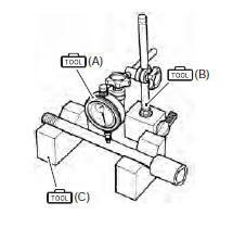 Suzuki GSX-R 1000 Service Manual: Front wheel related