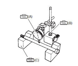 Suzuki GSX-R 1000 Service Manual: Rear wheel related parts