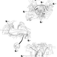 2007 Suzuki Gsxr 600 Wiring Diagram For Sony Stereo 2006 1000 Taillight All Data Gsx R Service Manual Harness Routing Body