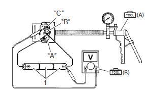 "Suzuki GSX-R 1000 Service Manual: DTC ""c13"" (p0105-h/l"