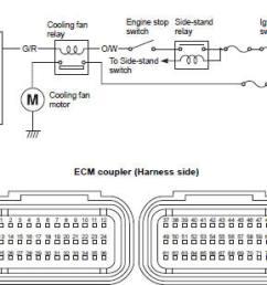 suzuki gsx r 1000 service manual dtc u201cc60 u201d p0480 cooling fansuzuki [ 465 x 308 Pixel ]
