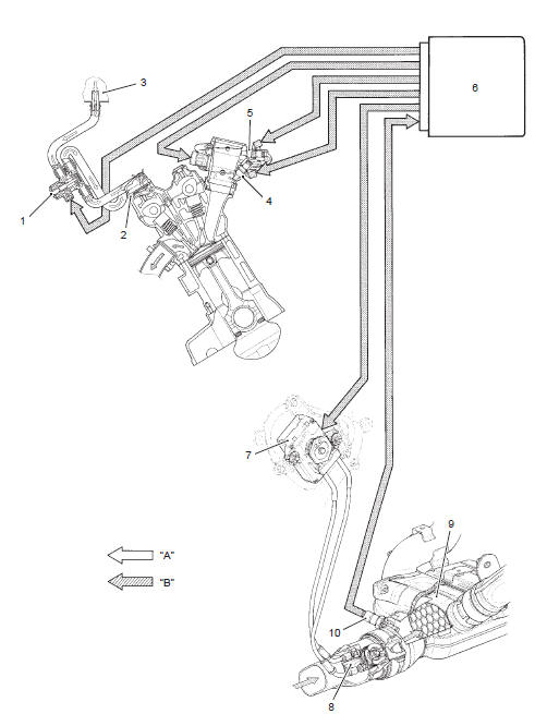 Suzuki GSX-R 1000 Service Manual: Exhaust emission control