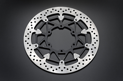 Brembo 320mm T字扣浮動式浪花碟盤