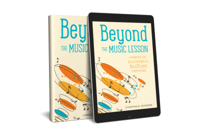 Beyond the Music Lesson Book Cover