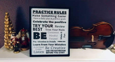 Practice Rules