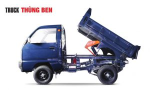 Super Carry Truck thung ben
