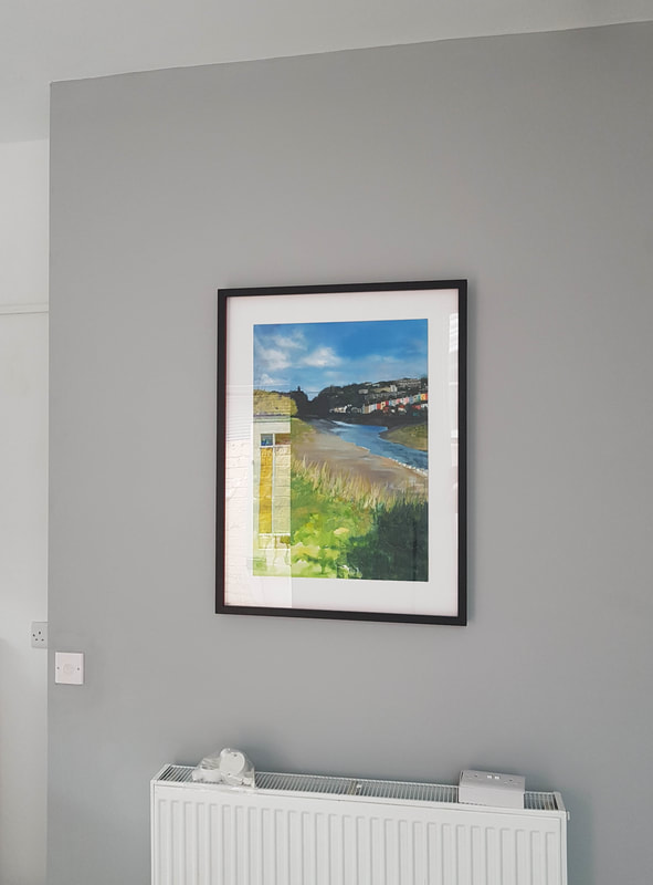 kitchen art work used equipment commissioned artwork suzy harris design