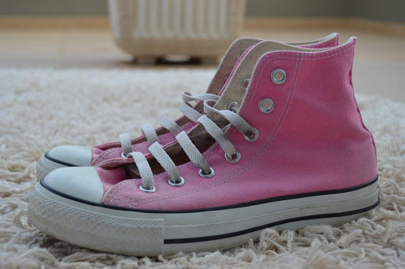 Pink-Chucks