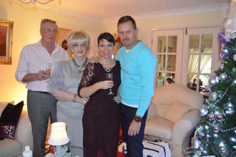 Glamorous Granny Christmas