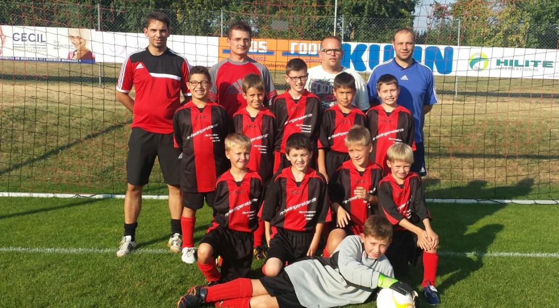 U11-Junioren I Saison 2016/2017