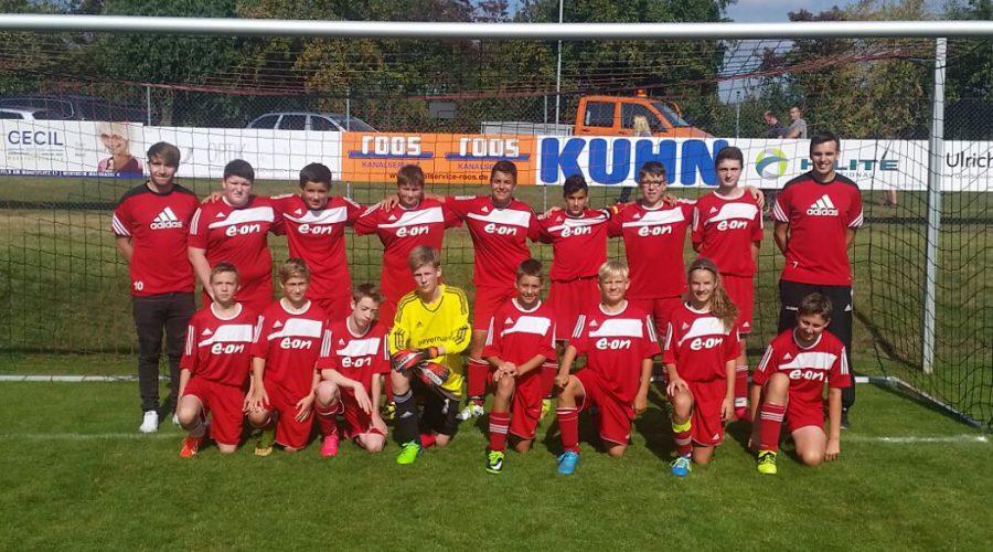 U15-Junioren 2016/2017