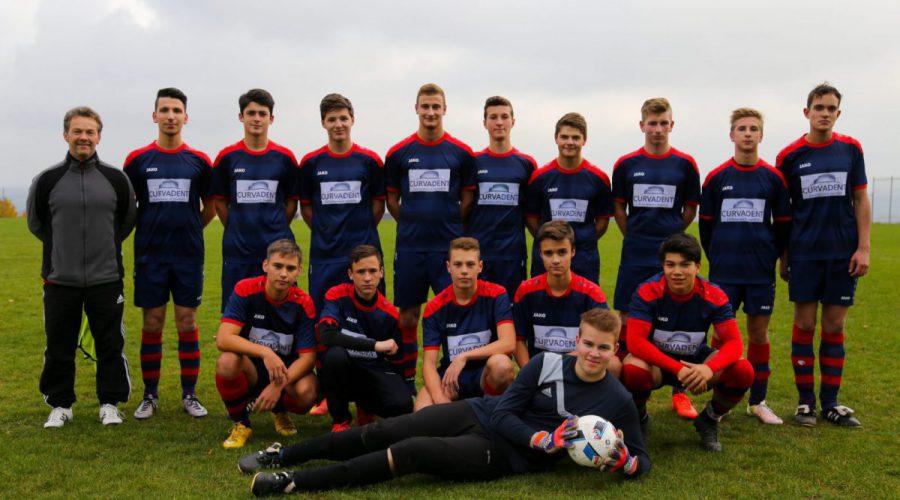 U19-Junioren 2016/2017