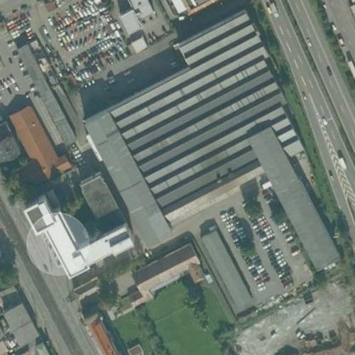 Produktions- Bürogebäude Hedelfingen