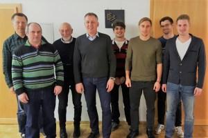 Neue SVE-Vorstandschaft
