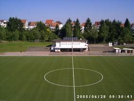 """Die Einweihung der neuen Sportstätte findet im Rahmen von """"Ein Dorf spielt Fussball"""" statt"""